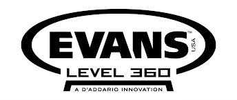 Evans Drumheads Level 360 Logo